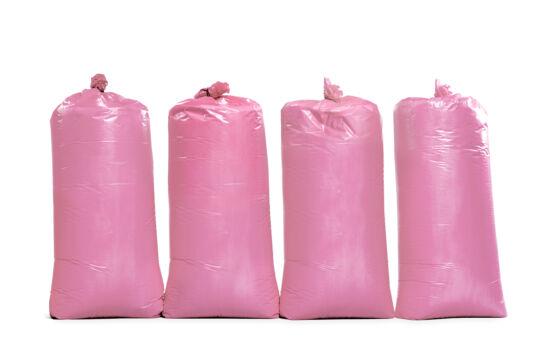 Babzsák töltet 1000 liter