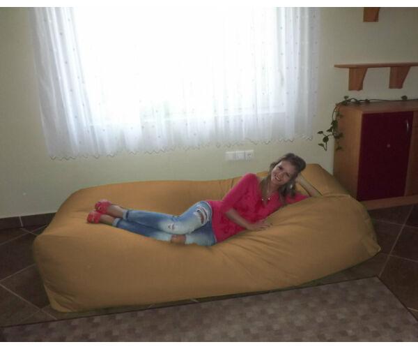 Drapp Komfort babzsák ágy