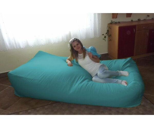 Türkiz Komfort babzsák ágy