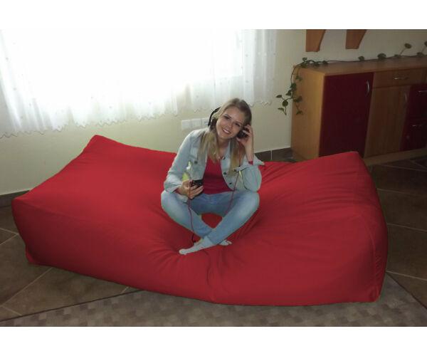 Meggypiros Komfort babzsák ágy
