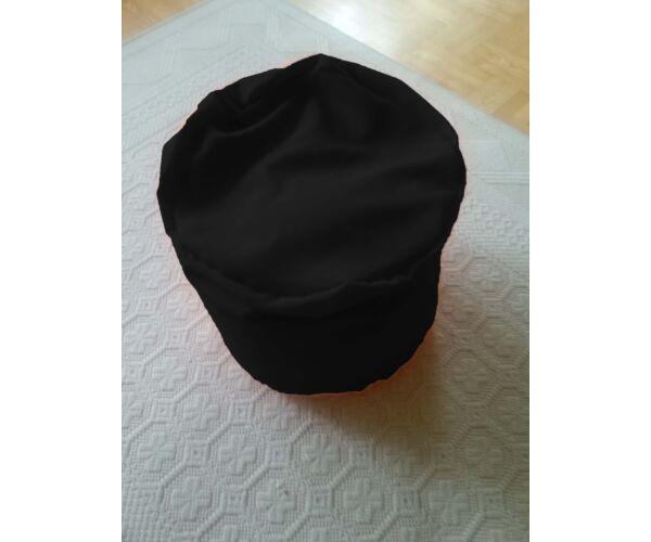 Fekete babzsák puff