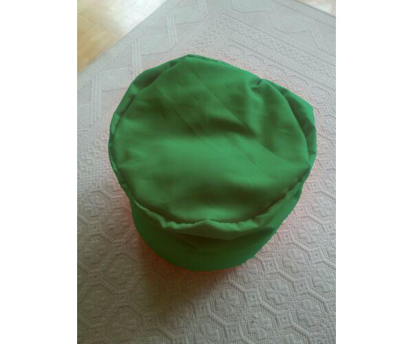 Fűzöld babzsák puff